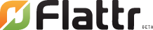 The Flattr Logo