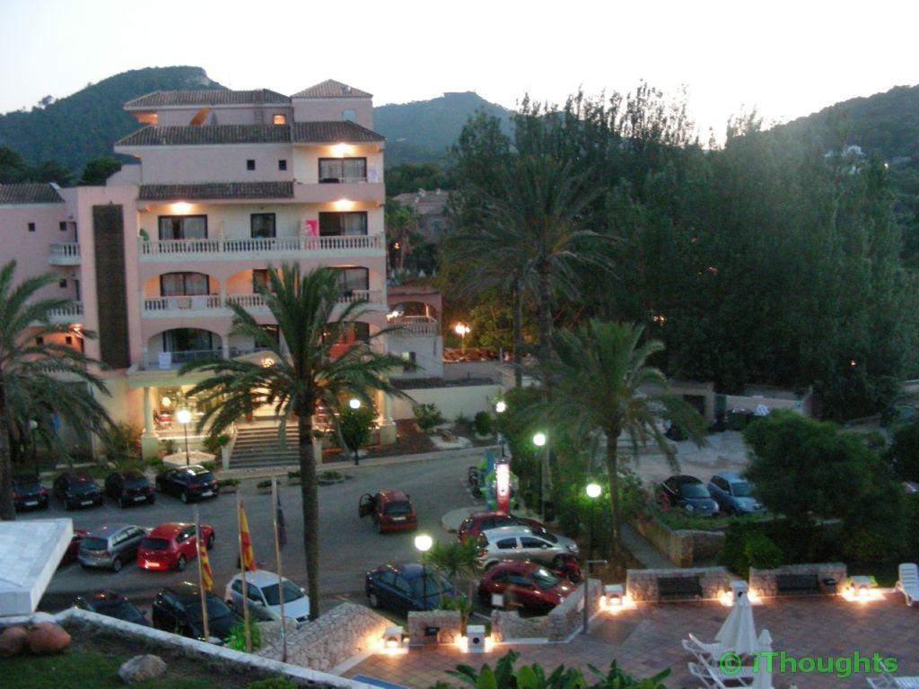 Kleines Hotel Mallorca Strand